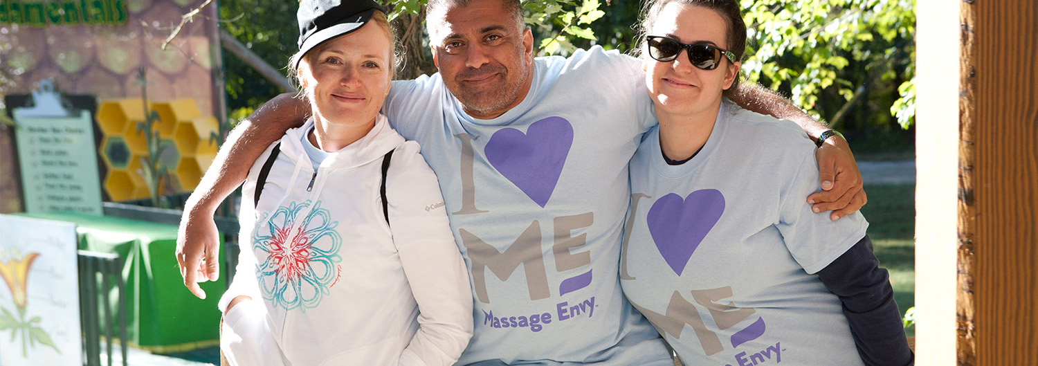Join the Massage Envy North Carolina Family